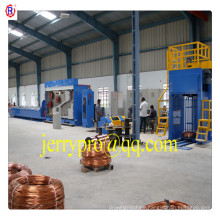 13DT RBD (1.2-4.0)450 copper rod breakdown drawing machine cable making equipment electrical welding machine cable