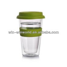 China Hersteller neues Produkt Werbe ungewöhnlichen Geschenk China Supplier Glas Tumbler