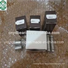 Pulgadas lineales que llevan Lmb16uu Lmb20uu Lmb24uu Lmb32uu para la máquina del CNC