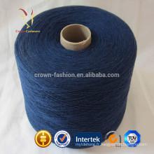 Fil de laine de cachemire brut mongol