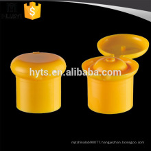 24/415 28/415 mushroom shape flip top plastic cosmetic custom bottle cap