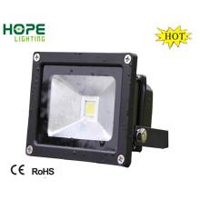 Lumière d'inondation extérieure de la lumière IP65 10W LED
