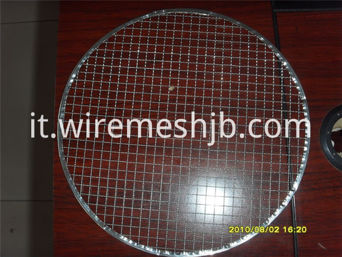 Galvanized BBQ Wire Netting