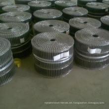 Malla de cable de la cinta transportadora / transportadora