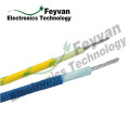 UL3122 Fiberglass Braided Silicone Rubber Insulated Wire