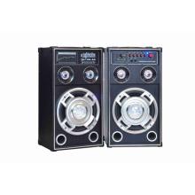 Venta caliente 2.0 altavoz activo profesional 6021