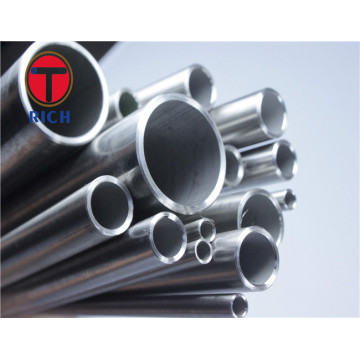 Seamless hydraulic precision steel tubes DIN2391  ST37.4 High precision
