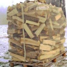 Firewood Leno Mesh Net Bag Sack