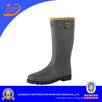 Estilo europeu pesca botas botas de borracha (66040AB)