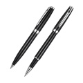 Twin metal pen set