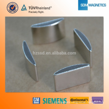 high gauss rare earth permanent magnets with ISO:9001 flexible magnetic sheet