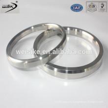 Junta de junta de metal para material de sellado
