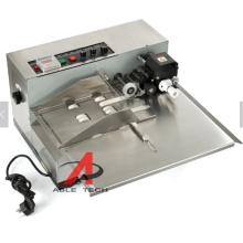 batch number code printer date printer coding machine for my-380f coding foil ribbon