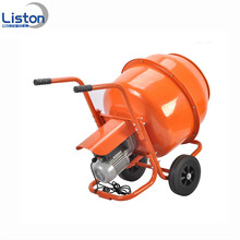 350L diesel engine powered concrete mixer