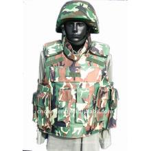 Le plus récent veste anti-balles en multicam