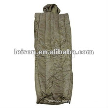 Military sleeping bag with ISO standard waterproof