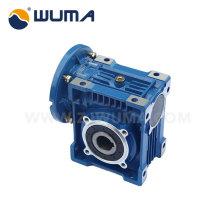 Personalização Redutor aceitável da engrenagem do motor hidráulico do sem-fim do wuma rv