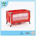 Hot Sale Aluminium Simple Coin bébé confortable avec lit double lit (SH-A8)