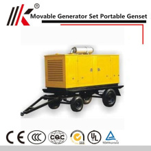 30KW YUCHAI DIESEL ENGINE WITH SMALL PORTABLE 1 KW AC GENERATOR PRICE IN INDIA