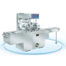 Caixa de chá automática celofane máquinas de sobreposição