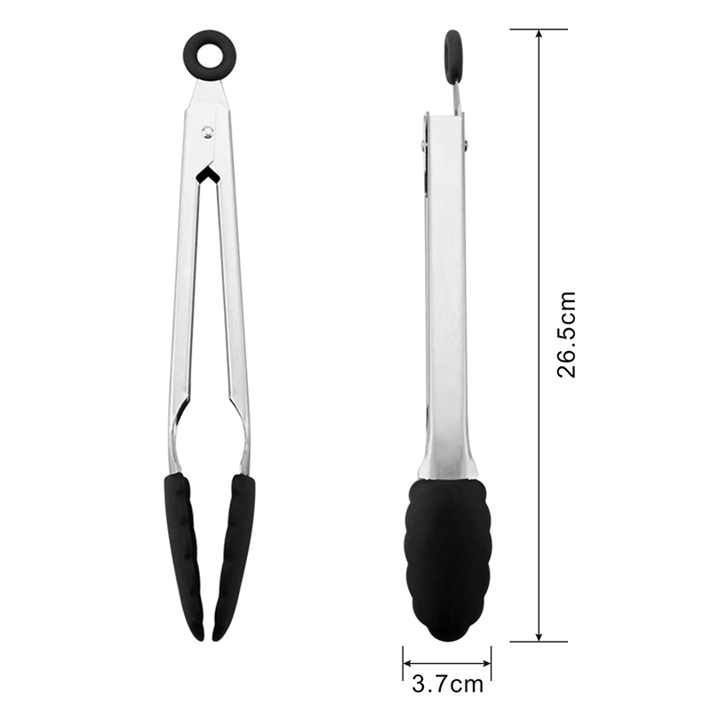Silicone Tongs Spatula
