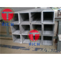 ERW / Seamless Carbon Steel Square/Rectangular Steel Tube