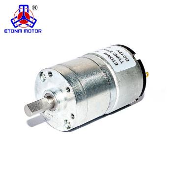 32mm 500rpm 24v DC-Getriebemotor für Seifenspender