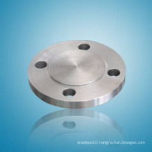 stainless steel blind flange with male face RF