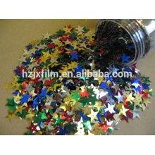 Película de PET para lentejuelas de decoración