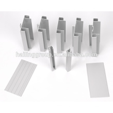 Aluminium extrusion profile for window and door