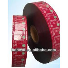 Aluminium foil lamination heat-sealing film