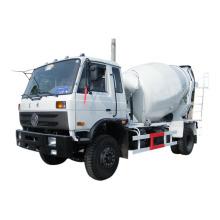 Dongfeng EQ3120 6cbm Concrete Mixer Truck 4x2