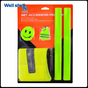 High Visibility Reflective Vest Safety For Adult