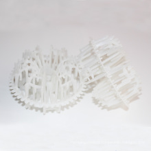 Anneau en plastique de Rosette de caissier en polypropylène pour l'emballage chimique