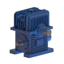 High Efficiency Worm Gear Series Double Enveloping Worm Gearbox Transmission
