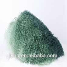 2018 оптовая тибетского ягненка меха подушки крышки