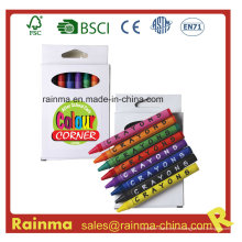 8PCS Color Crayon en caja de papel