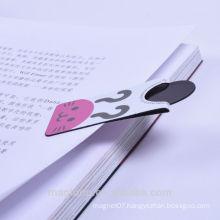 magnetic printing handmade paper bookmark