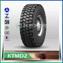 DUPLA FELICIDADE DR909 295 / 80R22.5 RADIAL CAMINHÃO PNEUMÁTICO, durável caminhão pneus preços, tamanho de pneus de caminhão basculante