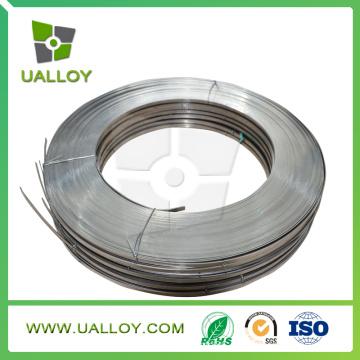Cr25ni20 Tira 0,4 mm * 40 mm para resistencias (AISI 310S)