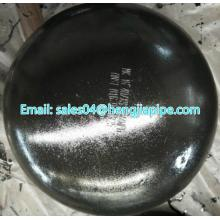 seamless ANSI B16.9 BW pipe end cap