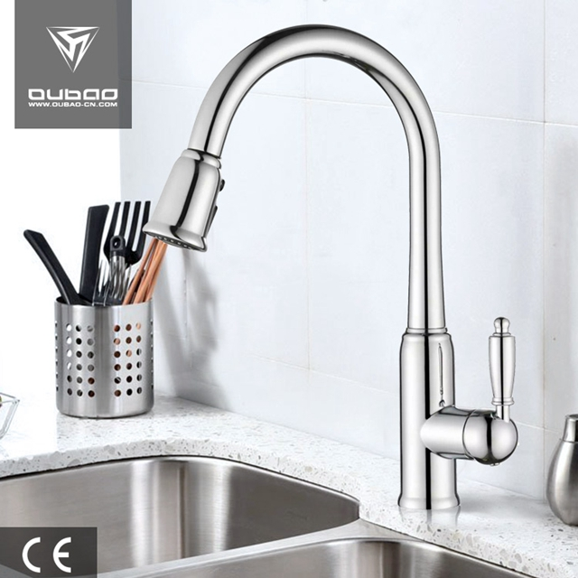 One Handle Kitchen Taps Ob D87