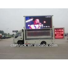 CLW móvil led anuncio camión
