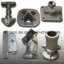 Edelstahl-Feinguss-Maschinenteile (Wachsausschmelzverfahren)