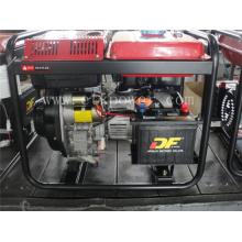 3kw Key Start Electric Diesel Generator Set