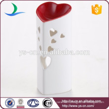 Wholesale heart shaped tea light candle holders for home decoration