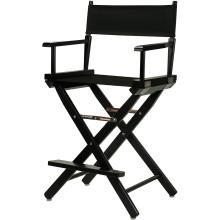 "24"" Directors Chair solid wood makeup artistgreat chair"
