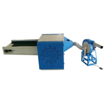 Fibre Opening Carding Pillow Cushion Filling Stuffing Machine with CE