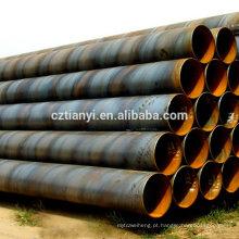 Preço favorável novo design api5l grb erw tubo de aço