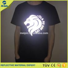 Leeres T-Shirt für Logodrucken